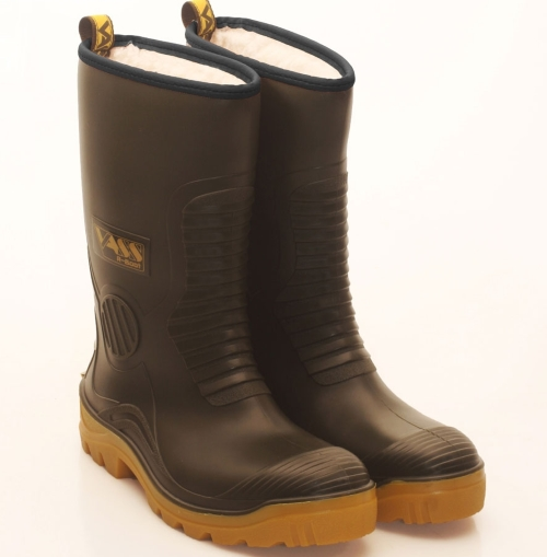 Vass r boot fur lined waterproof boot anglers den sussex for Waterproof fishing boots