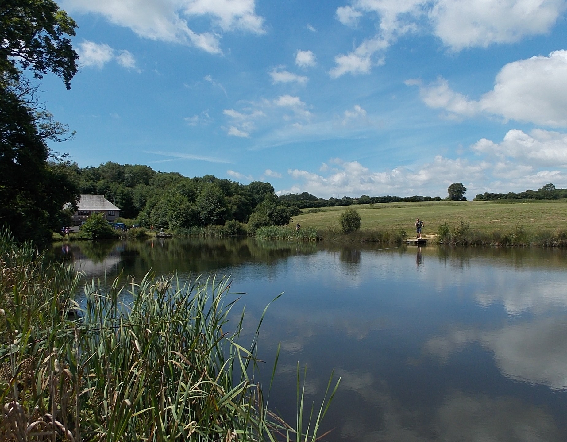 brick_farm_lakes_trout_fishery_windmill_hill_herstmonceux_east_sussex